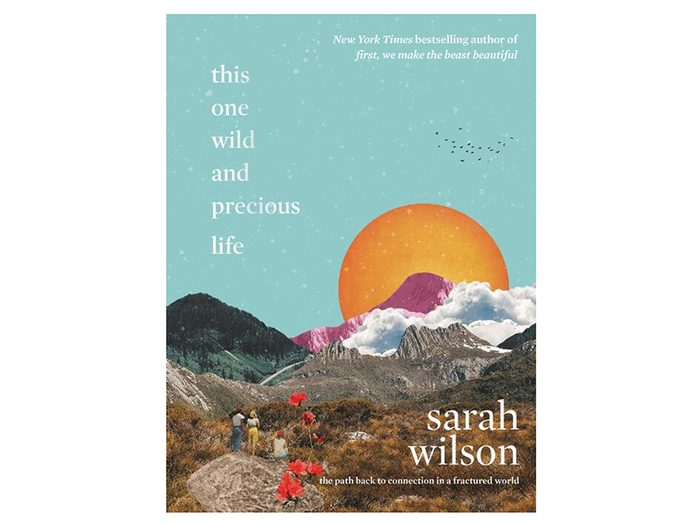 This One Wild and Precious Life Indigo book | wellness gifts | best health gift guide
