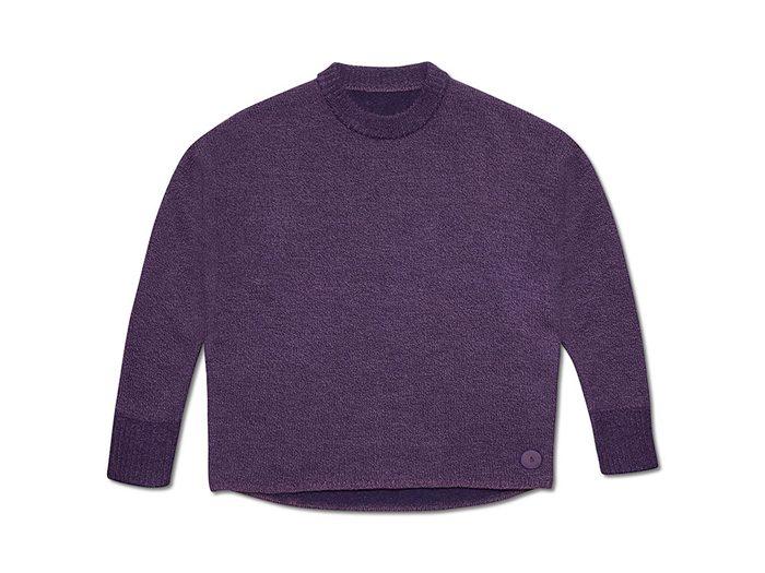 Allbirds Sweater | wellness gifts | best health gift guide