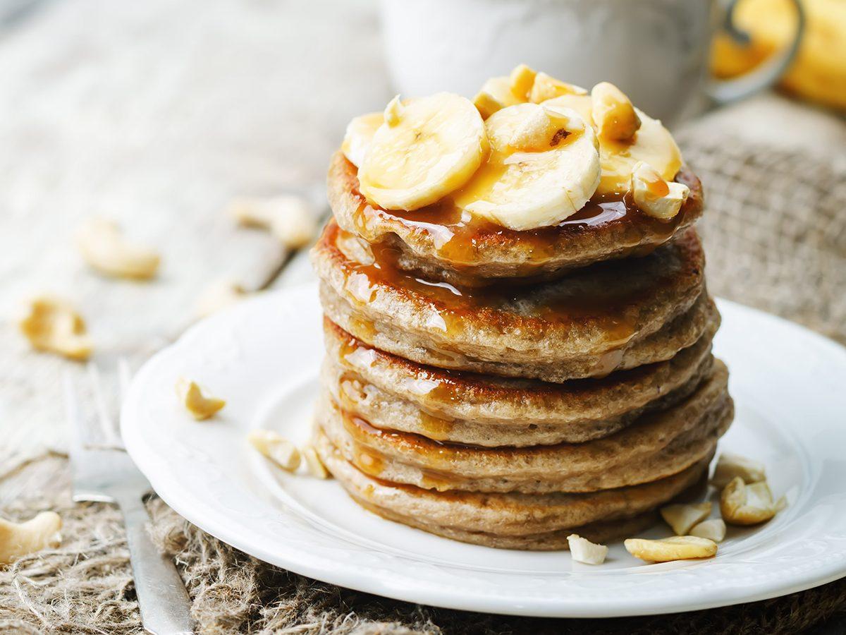 almond flour banana pancakes