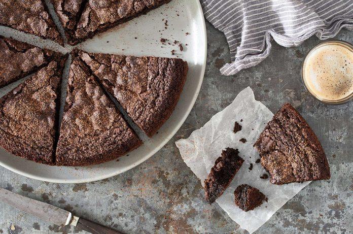 king arthur almond flour brownies