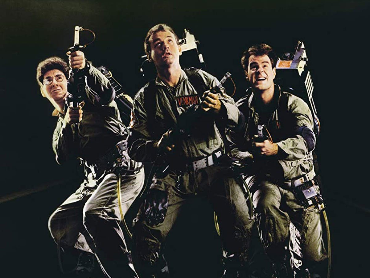 Classic movies on Netflix - Ghostbusters
