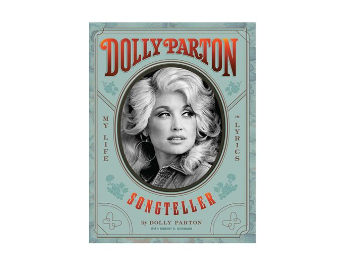 Dolly Parton Songteller wellness gifts | best health gift guide