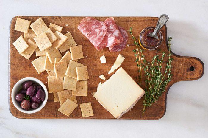 king arthur gluten free almond flour crackers