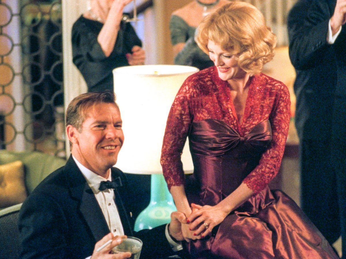 Romantic movies on Netflix - Far From Heaven
