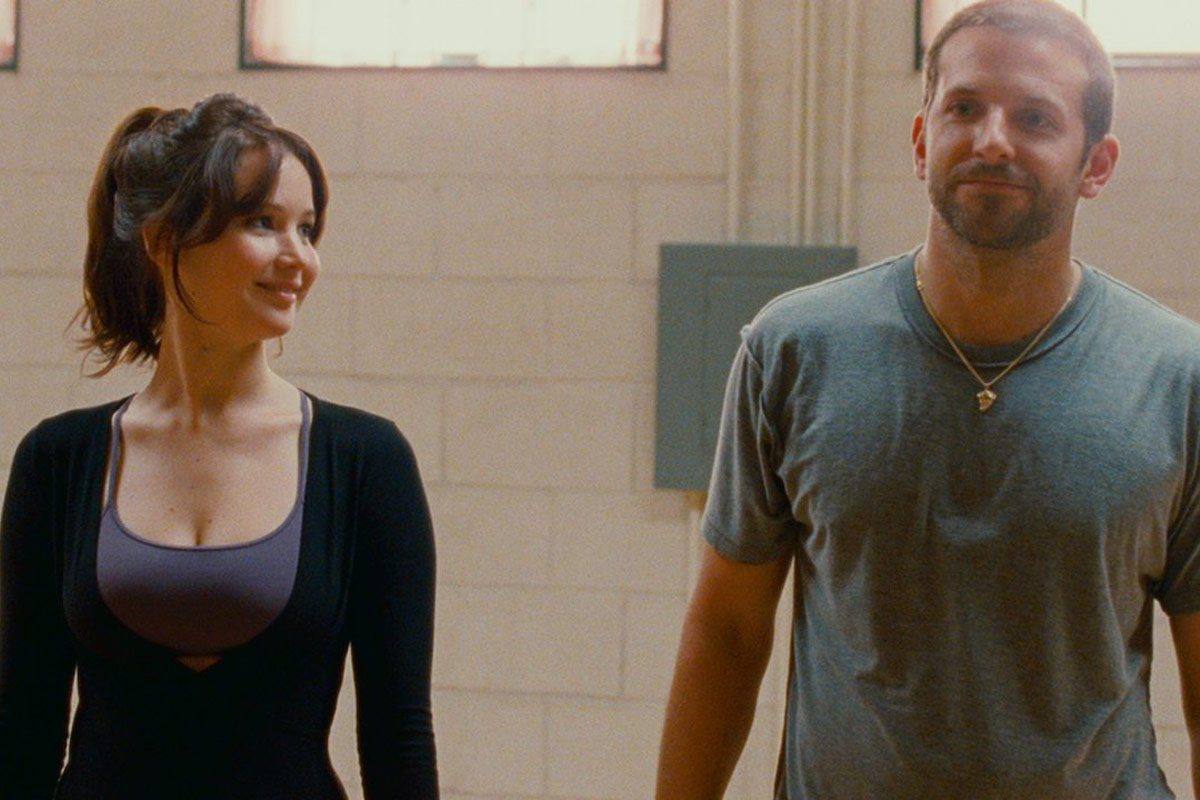 Romantic movies on Netflix - Silver Linings Playbook