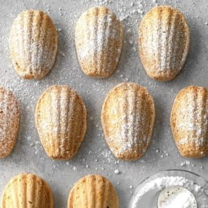 How to Make Classic French Madeleine Cookies