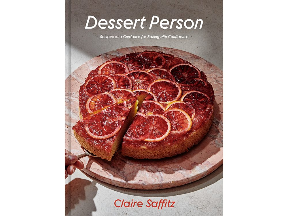 cover of dessert person by claire saffitz