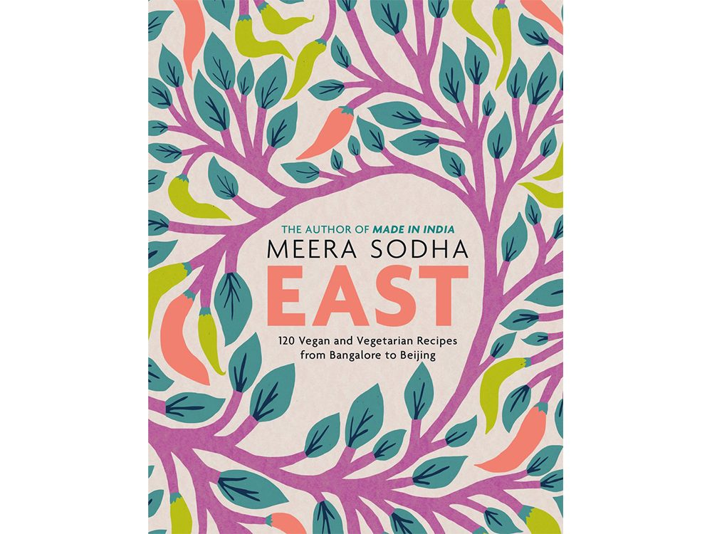 cover of east by meera sodha