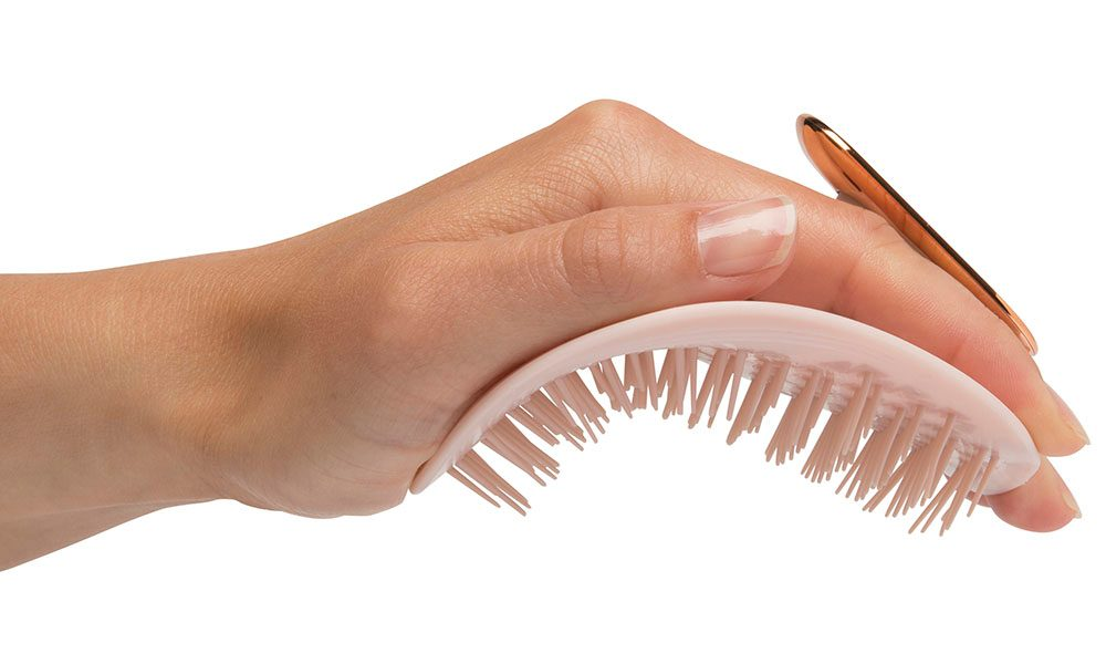 manta hair brush review
