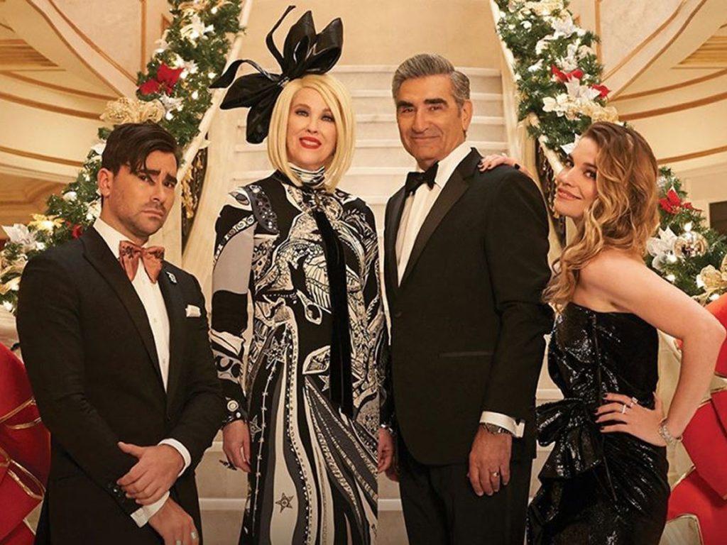 Best holiday episodes on Netflix - Schitt's Creek