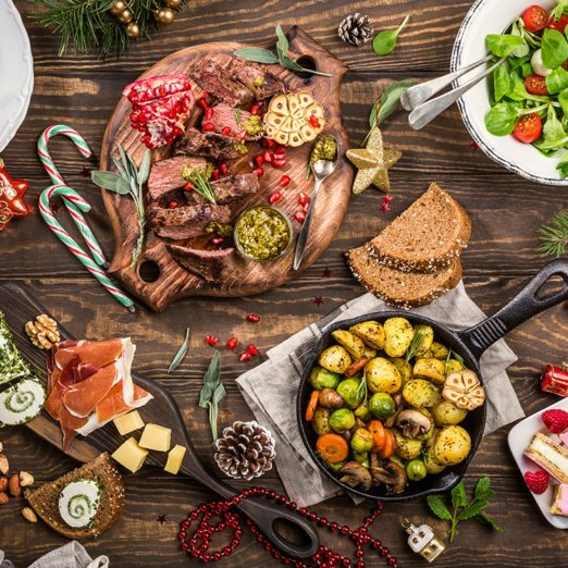 Your Game Plan for Small-Scale, Stress-Free Holiday Meals