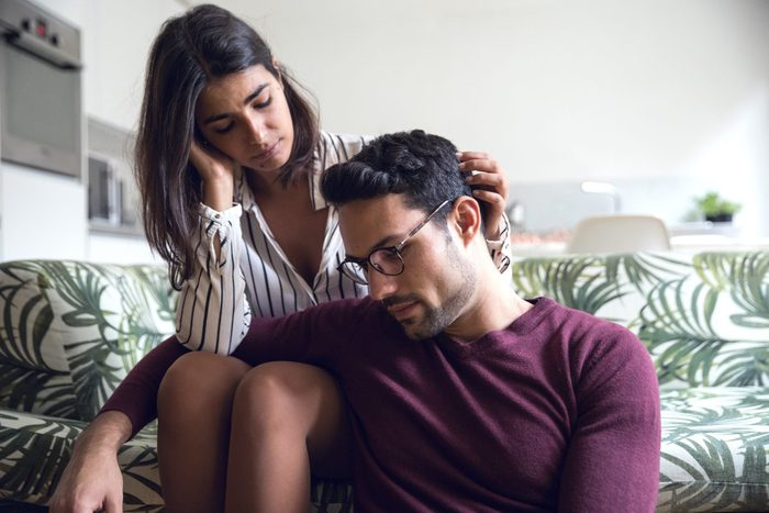 relationship depression   Young Couple Having Fun At Home 2