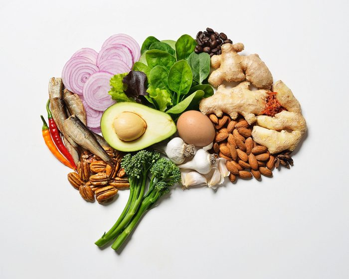 Brain Food Resembling A Brain