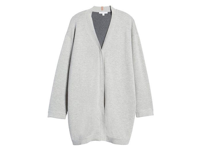 Self-Love Nordstrom Pop-Up | Lunya Cozy Cotton Silk Button Fron 395