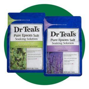 Dr Teal's Epsom Salt Bath Soaking Solution