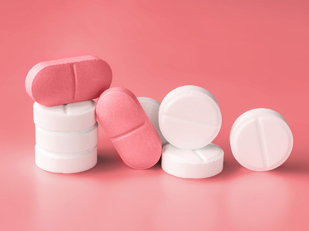 hormone therapy | pink pills