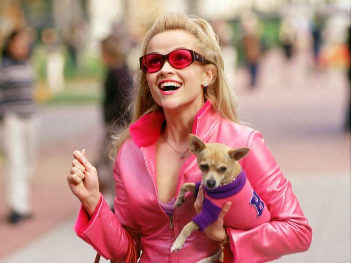 Best rom-coms on Netflix Canada - Legally Blonde