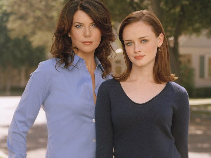 Gilmore Girls Netflix Canaa