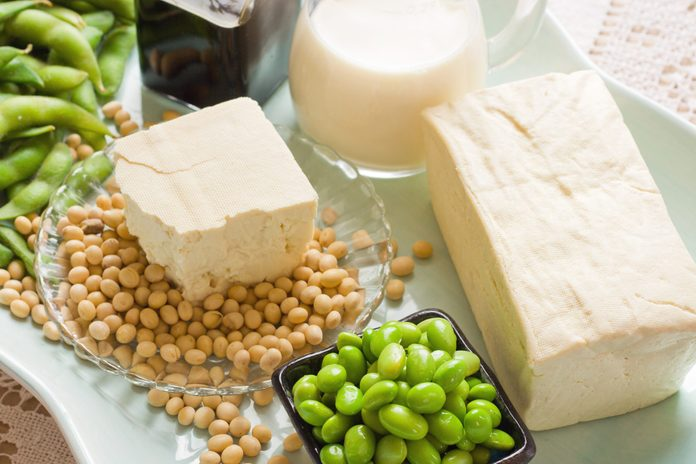 is soy bad for you | Soy Bean Food And Drink Products Photograph With Several Elements