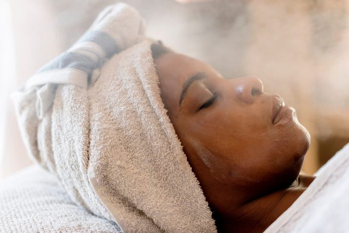 facial steamers | Steaming Treatment At The Spa