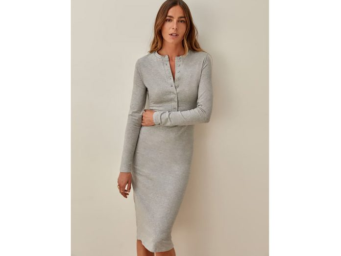 Best Loungewear Spring Reformation Dress