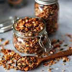 11 Healthy Granola Recipes for Any Time Throughout the Day