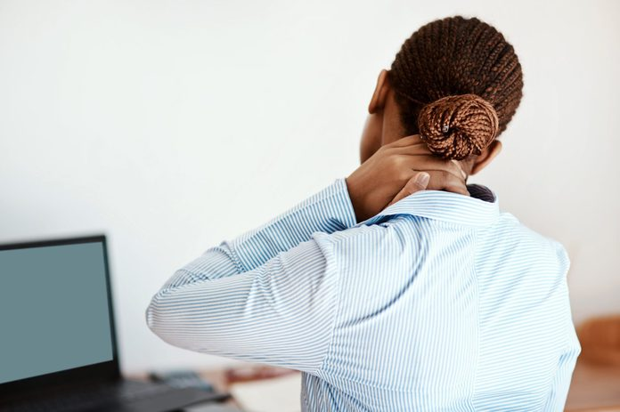 home remedies for neck pain | Overdoing It Doesnt Do You Any Favours