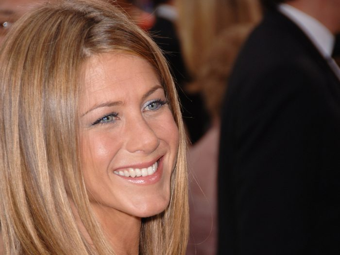 90s blowout   diy   Jennifer,aniston,at,the,78th,annual,academy,awards,at,the