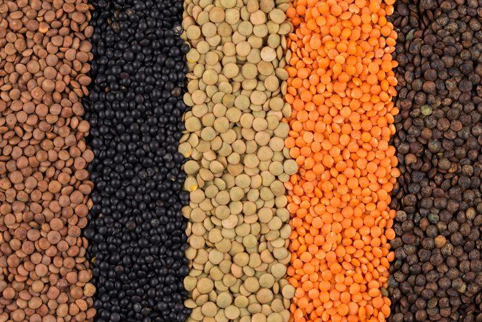 lentils nutrition   Various Legumes Lentils
