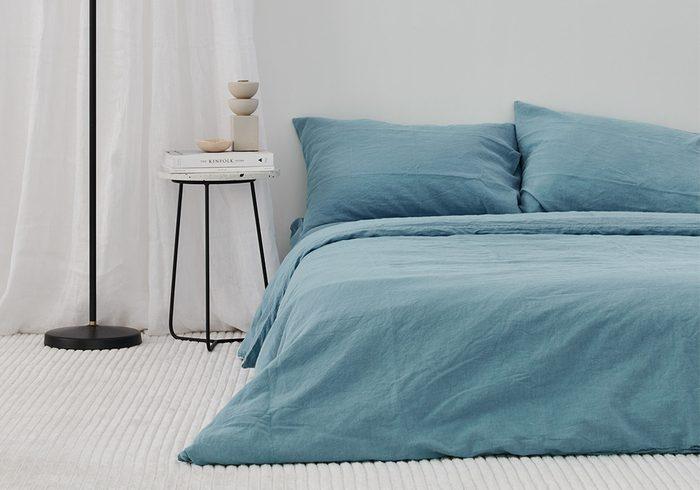 Blue Duvet