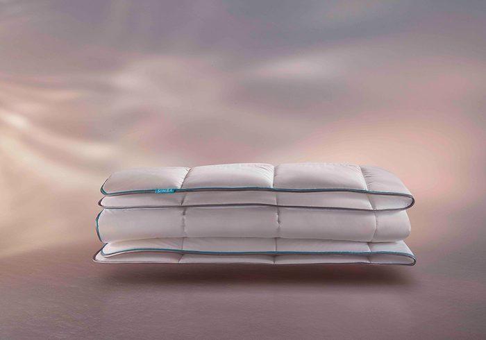 Folded Duvet
