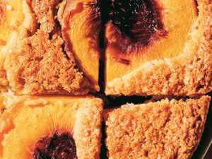 This Polenta Peach Cake Is the Perfect End-of-Summer Dessert