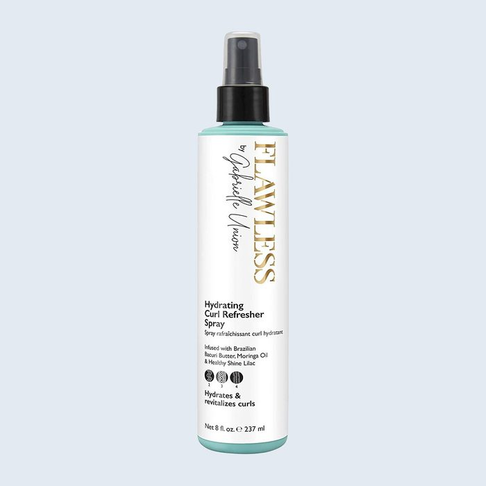 Flawless Hydrating Curl Spray | products for frizzy hair