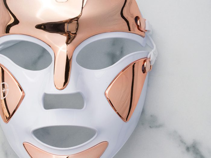 Led Light Therapy Mask Hero