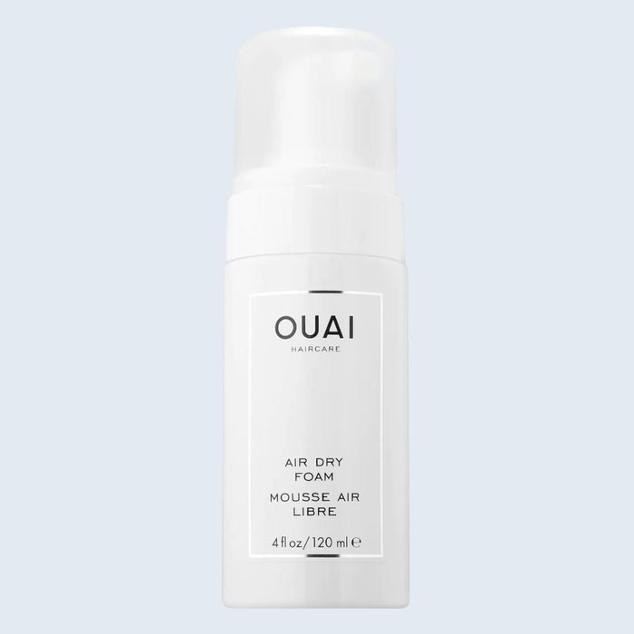 Ouai Air Dry Foam | products for frizzy hair