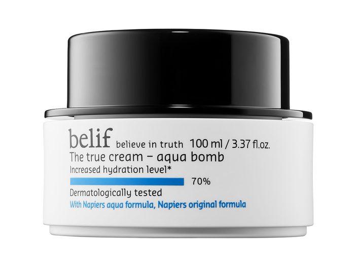 Belif The True Cream Aquabomb | k-beauty canada | korean beauty canada