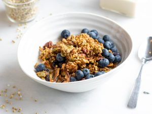 Try This Buckwheat Granola Recipe for an Energy-Boosting Breakfast