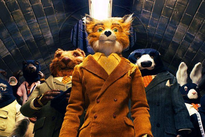 Fantastic Mr Fox Movie Via Disneyplus