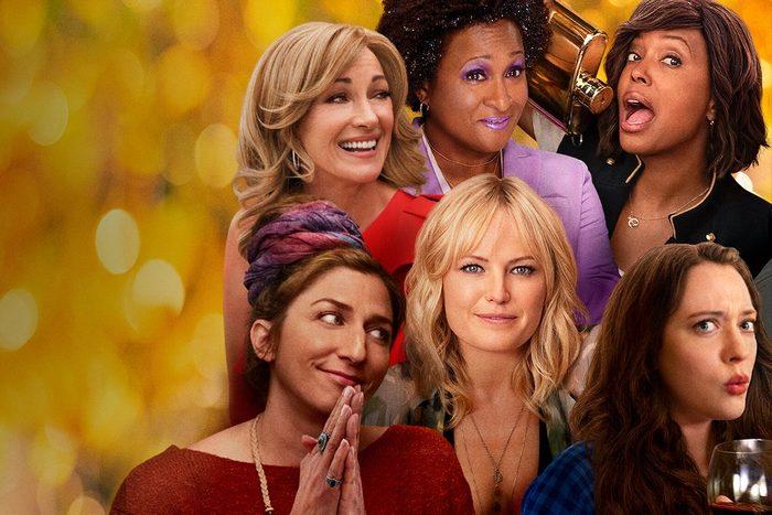 Friendsgiving Movie Via Netflix