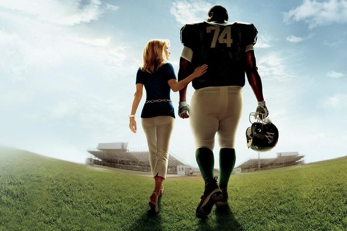 The Blind Side Movie Via Hulu