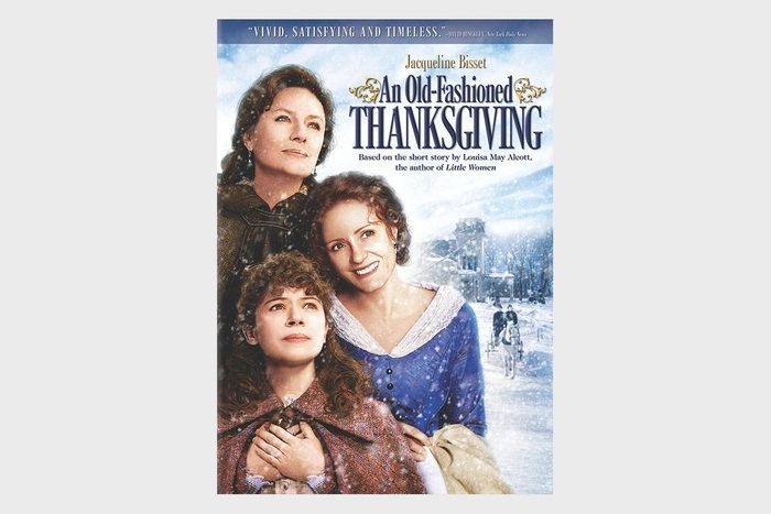 An Old Fashioned Thanksgiving Movie Via Amazon 2
